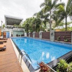 Отель Baan Suwantawe Таиланд, Пхукет - отзывы, цены и фото номеров - забронировать отель Baan Suwantawe онлайн бассейн