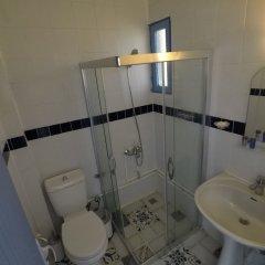 Отель Panorama Otel ванная фото 2