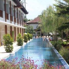 Отель Grand Whiz Nusa Dua Бали фото 3