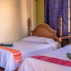 Отель La Posada de Belssy Копан-Руинас комната для гостей