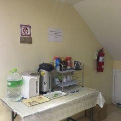Au Bon Hostel в номере
