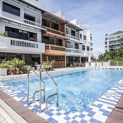 Отель Pratumnak Point Villa - 3 Bedroom бассейн фото 2