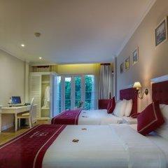Отель Calypso Grand Hotel Вьетнам, Ханой - 1 отзыв об отеле, цены и фото номеров - забронировать отель Calypso Grand Hotel онлайн фото 12