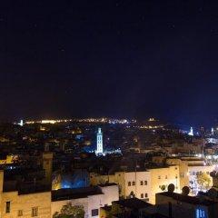 Отель Riad Ibn Khaldoun Марокко, Фес - отзывы, цены и фото номеров - забронировать отель Riad Ibn Khaldoun онлайн балкон