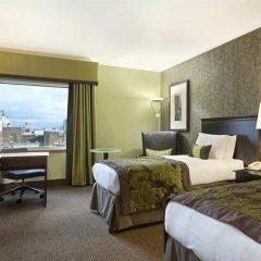 Отель Hilton Glasgow 4* Стандартный номер с 2 отдельными кроватями фото 3