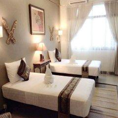 Naturbliss Bangkok Transit Hotel Бангкок комната для гостей