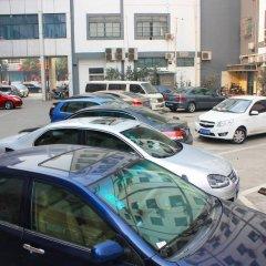Отель Jinjiang Inn - Suzhou Wuzhong Baodai West Road Китай, Сучжоу - отзывы, цены и фото номеров - забронировать отель Jinjiang Inn - Suzhou Wuzhong Baodai West Road онлайн парковка