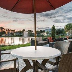 Отель Comfort Suites Sarasota - Siesta Key балкон