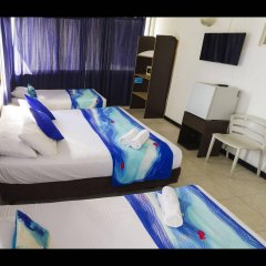 Отель On Vacation Beach All Inclusive Колумбия, Сан-Андрес - отзывы, цены и фото номеров - забронировать отель On Vacation Beach All Inclusive онлайн комната для гостей фото 4