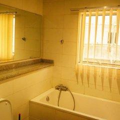 Апартаменты Gemini Place Apartments Oniru ванная