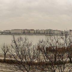 Отель Stunning View Of Parliament And Bridge Будапешт пляж
