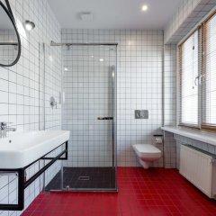 Отель Aparthouse Woźna 11 Old Town Польша, Познань - отзывы, цены и фото номеров - забронировать отель Aparthouse Woźna 11 Old Town онлайн ванная