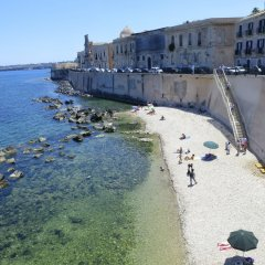 Отель La Casa delle Fate Италия, Сиракуза - отзывы, цены и фото номеров - забронировать отель La Casa delle Fate онлайн пляж