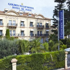 Отель Golden Tulip Cannes Hotel de Paris Франция, Канны - 1 отзыв об отеле, цены и фото номеров - забронировать отель Golden Tulip Cannes Hotel de Paris онлайн фото 2