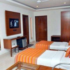 Отель Dwarka Palace Индия, Нью-Дели - отзывы, цены и фото номеров - забронировать отель Dwarka Palace онлайн комната для гостей фото 2
