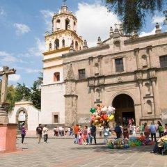 Отель Hostal Mx Coyoacan Мехико развлечения