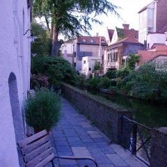 Отель B&B Canal Deluxe Бельгия, Брюгге - отзывы, цены и фото номеров - забронировать отель B&B Canal Deluxe онлайн фото 23