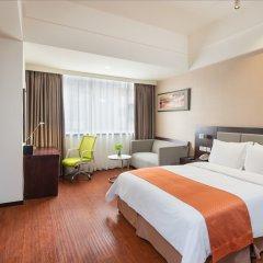 Отель Holiday Inn Express Chengdu Wuhou комната для гостей фото 5