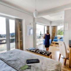 St George Lycabettus Hotel комната для гостей