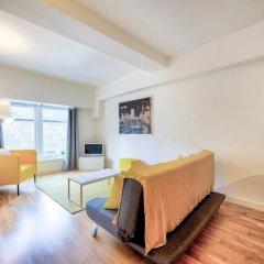 Отель Home Central Apartment Великобритания, Эдинбург - отзывы, цены и фото номеров - забронировать отель Home Central Apartment онлайн комната для гостей фото 3