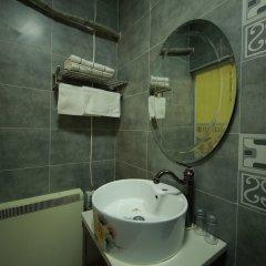 Отель Beijing Bieyuan Courtyard Hotel Китай, Пекин - отзывы, цены и фото номеров - забронировать отель Beijing Bieyuan Courtyard Hotel онлайн ванная