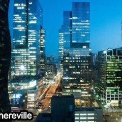 Отель M Chereville Residence - MC Korea Южная Корея, Сеул - отзывы, цены и фото номеров - забронировать отель M Chereville Residence - MC Korea онлайн городской автобус