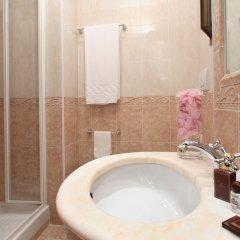 Отель Gallia Италия, Рим - 7 отзывов об отеле, цены и фото номеров - забронировать отель Gallia онлайн ванная