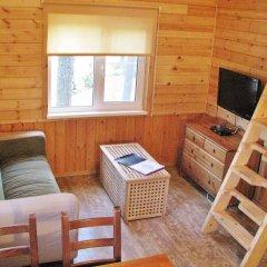 Гостиница Денисов Мыс комната для гостей фото 2