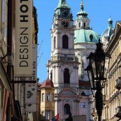 Отель Domus Balthasar Design Прага фото 6
