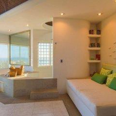 Отель Villa Cerca Del Cielo Мексика, Педрегал - отзывы, цены и фото номеров - забронировать отель Villa Cerca Del Cielo онлайн комната для гостей