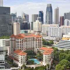 Отель Swissotel Merchant Court Singapore фото 11