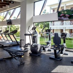 Отель Vista Sol Punta Cana Beach Resort & Spa - All Inclusive Доминикана, Пунта Кана - 1 отзыв об отеле, цены и фото номеров - забронировать отель Vista Sol Punta Cana Beach Resort & Spa - All Inclusive онлайн фитнесс-зал