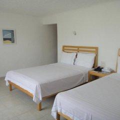 Отель Sotavento & Yacht Club Мексика, Канкун - отзывы, цены и фото номеров - забронировать отель Sotavento & Yacht Club онлайн комната для гостей фото 2