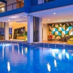 Отель AVA Sea Resort бассейн фото 3
