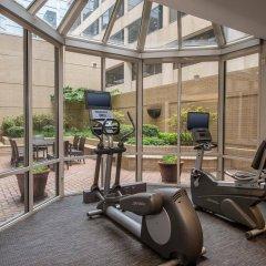 Отель Courtyard Arlington Rosslyn фитнесс-зал фото 2