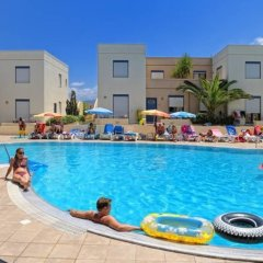 Meropi Hotel & Apartments бассейн фото 6