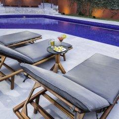 Отель Casa Abadia Мексика, Гвадалахара - отзывы, цены и фото номеров - забронировать отель Casa Abadia онлайн бассейн
