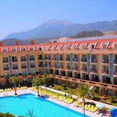 Camyuva Beach Hotel балкон