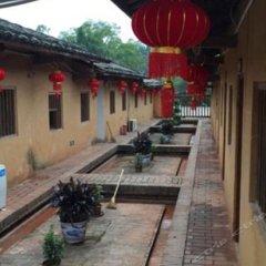 Отель Wulonghu Resort балкон