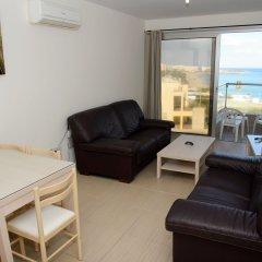 Отель Pallinio Apartments Кипр, Протарас - отзывы, цены и фото номеров - забронировать отель Pallinio Apartments онлайн комната для гостей фото 4