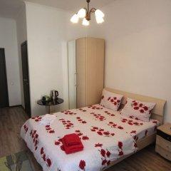 Мини-отель Папайя Парк Стандартный номер с разными типами кроватей фото 6