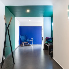 Апартаменты Bright 2BR Condesa Apartment With Balcony Мехико интерьер отеля фото 2