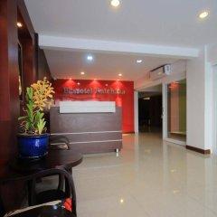 Отель Blissotel Ratchada Таиланд, Бангкок - отзывы, цены и фото номеров - забронировать отель Blissotel Ratchada онлайн интерьер отеля фото 2