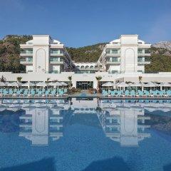 Отель Dosinia Luxury Resort - All Inclusive бассейн фото 3