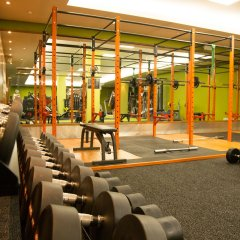 Отель The Spencer фитнесс-зал