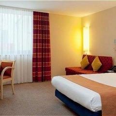Отель Holiday Inn Express Munich Airport Германия, Мюнхен - отзывы, цены и фото номеров - забронировать отель Holiday Inn Express Munich Airport онлайн комната для гостей фото 5