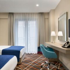 Отель TRYP by Wyndham Istanbul Taksim комната для гостей фото 4