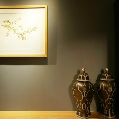 Отель KOTEL YAJA sadang art gallery удобства в номере фото 2