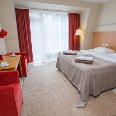 Отель Karaliskoji Rezidencija Литва, Гарлиава - отзывы, цены и фото номеров - забронировать отель Karaliskoji Rezidencija онлайн комната для гостей фото 3