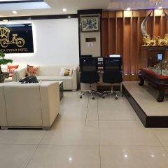 Отель Golden Cyclo Ханой спа фото 2
